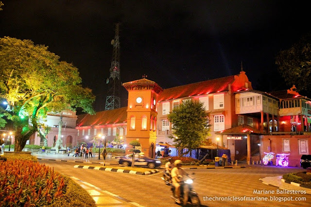 malacca night