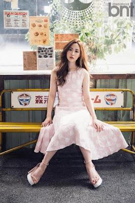 Young Ji KARA - bnt International July 2015