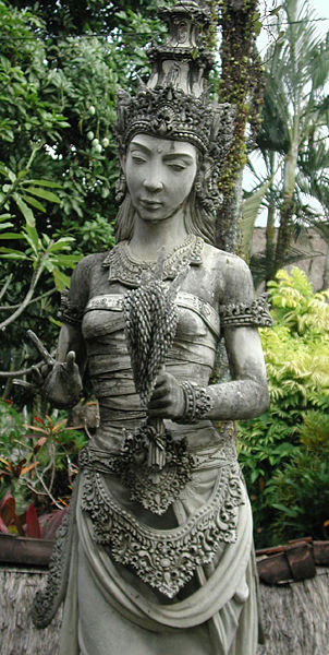 Arca Dewi Sri Di Ubud, Bali