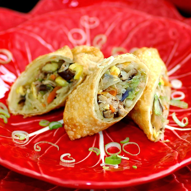 Chinese Egg Rolls