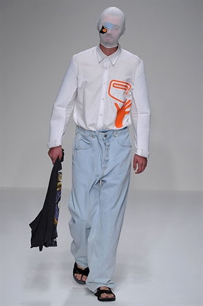 martine rose spring summer 13 menswear london collections men