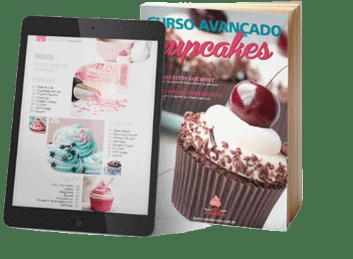 Curso Avançado de Cupcakes