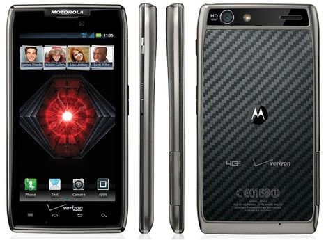 Motorola, Smartphone, Android, Android Smartphone, Motorola Smartphone, Android 4.1, Motorola RAZR HD, Motorola RAZR MAXX HD, RAZR HD, RAZR MAXX