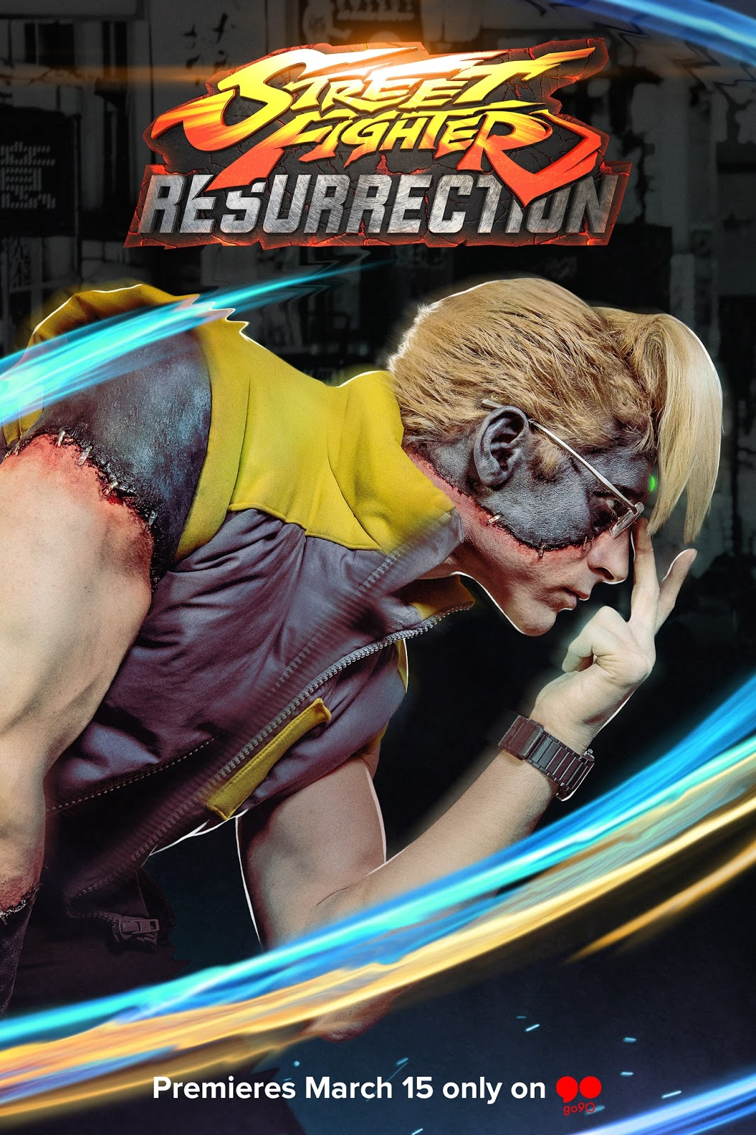 Street Fighter: Resurrection Legendado