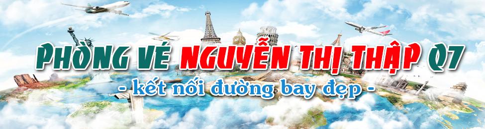 Đại lý vé máy bay Nguyễn Thị Thập