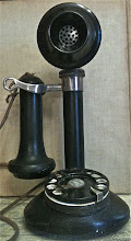 1920's Candlestick Phone - Mar 11