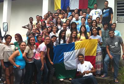 Lideranças da Juventude Missionária têm formação em Sergipe