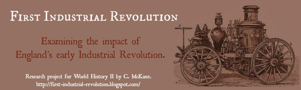 England's Industrial Revolution