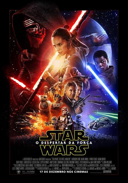 Star Wars O Despertar da força ganha primeiro pôster oficial - A Nerdologia