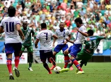 Bahia goleia o Vitória da Conquista e é Campeão Baiano 2015