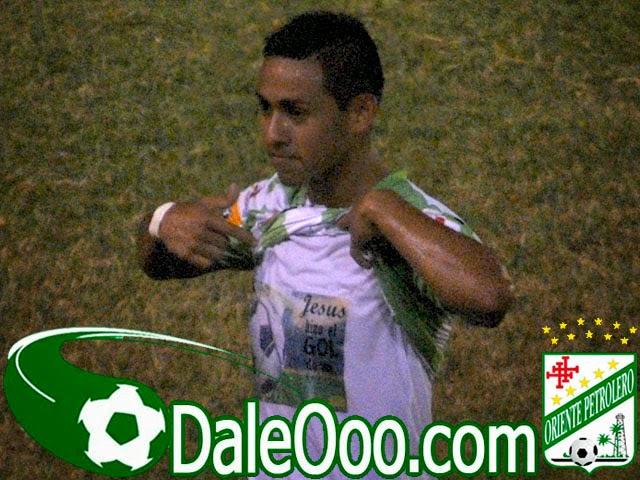 Oriente Petrolero - Rodrigo Vargas - DaleOoo.com página del Club Oriente Petrolero
