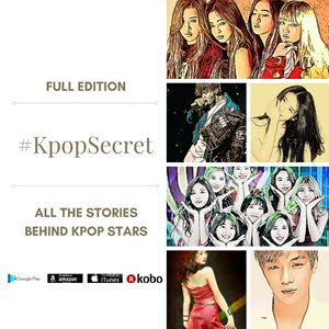 K-pop Secret (Full Edition) is released!
