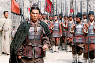 Red Cliff - Starring Tony Leung and Takeshi Kaneshiro