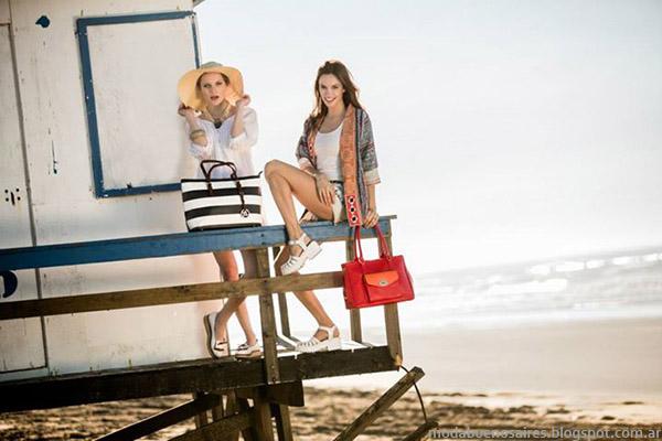 XL carteras y zapatos primavera verano 2015. Moda primavera verano 2015.