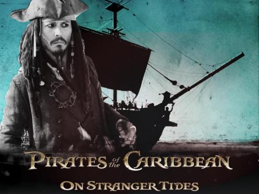 Pirates of the Caribbean: On Stranger Tides  Wallpaper