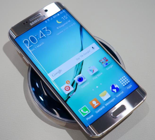 daya tahan baterai samsung galaxy S6 edge, baterai samsung galaxy S6 edge, uji tahan baterai samsung Galaxy S6 edge