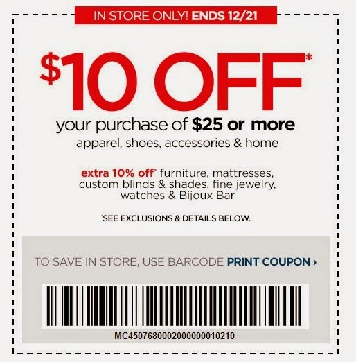 Jcpenney Coupon Printable 2013