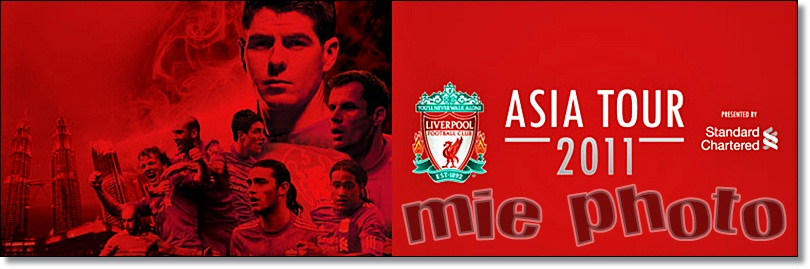 Liverpool Tour  Malaysia Tickets