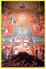Portal de las benditas almas del Purgatorio