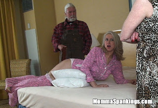002 An Old Fashioned Spanking