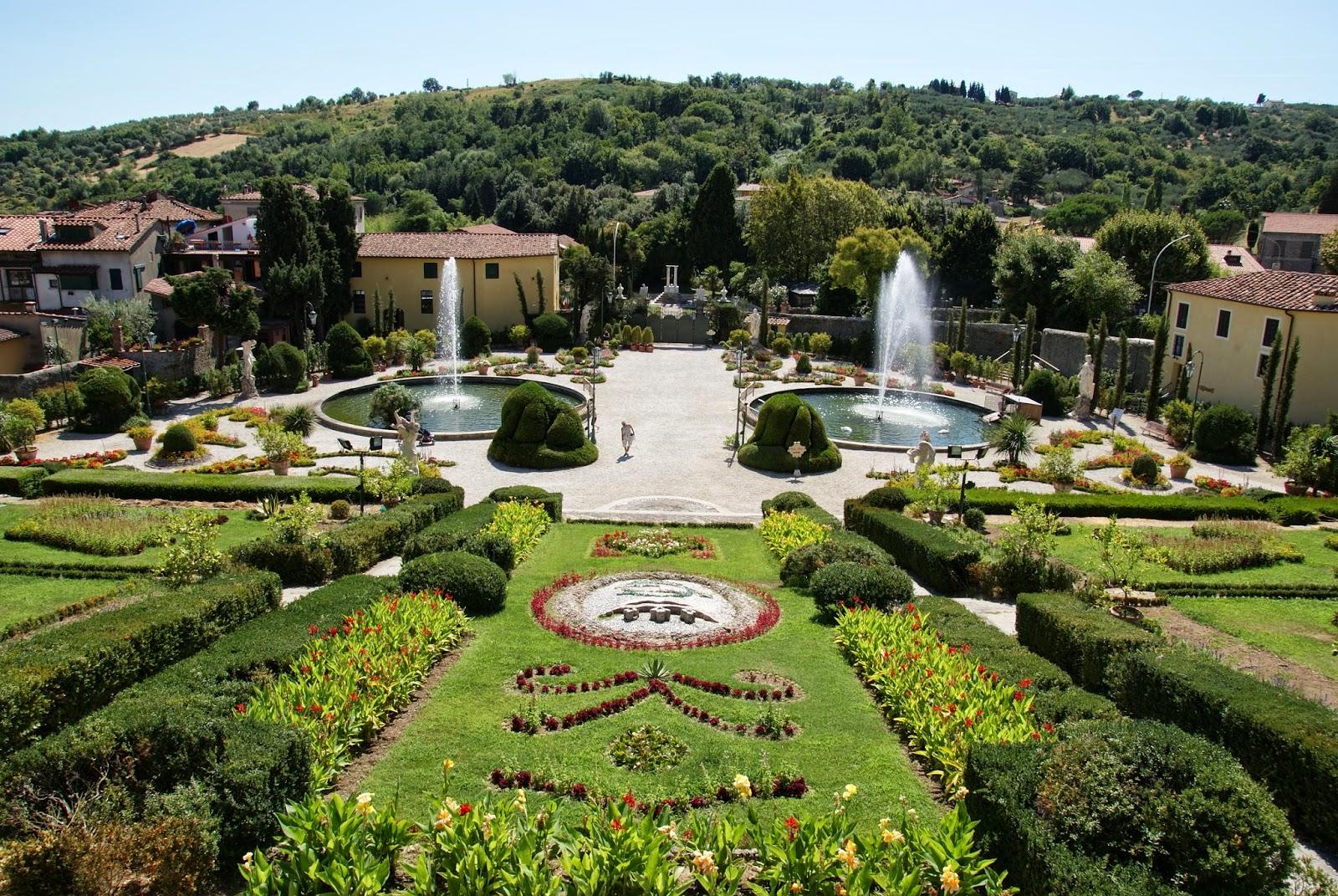 Alla Scoperta Delle Meraviglie Della Toscana I Giardini