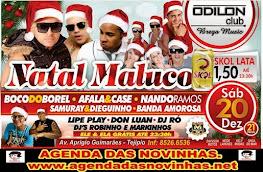 ODILON CLUB BREGA MUSIC - NATAL MALUCO.