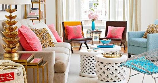 White glam como misturar cores na decora o - Kleur sfeer ...