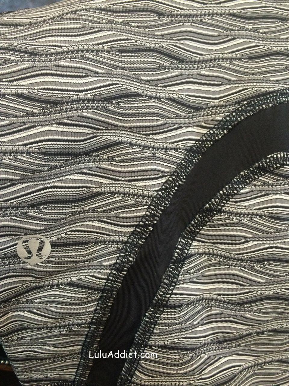 lululemon textured wave inspires