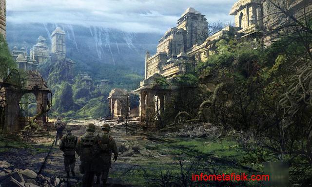 Misteri Kerajaan 'Gaib' di Puncak Himalaya