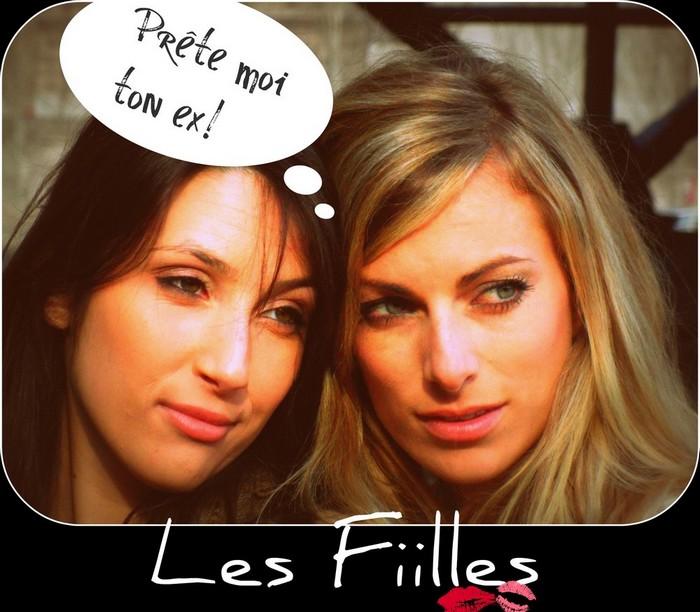 """2girlshow """"LES FIILLES"""""""