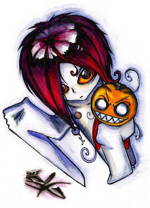 halloween por HalloweenGirl