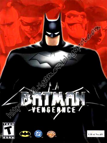 Free Download Games - Batman Vengeance