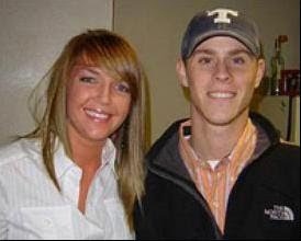 War crime victims Channon Christian and Christopher Newsom