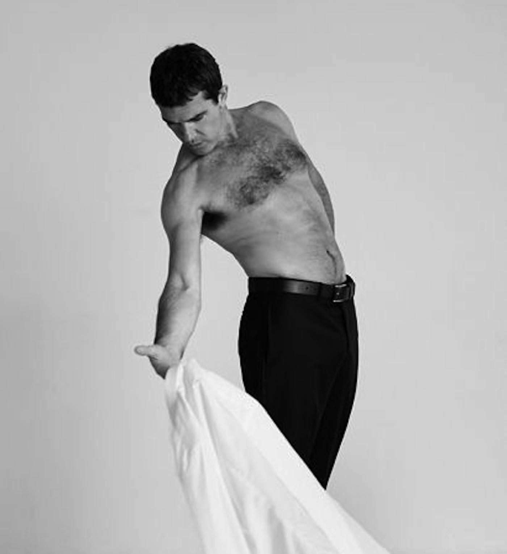 my new plaid pants: Luke Evans One Time