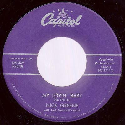 Nick Greene - My Lovin\' Baby