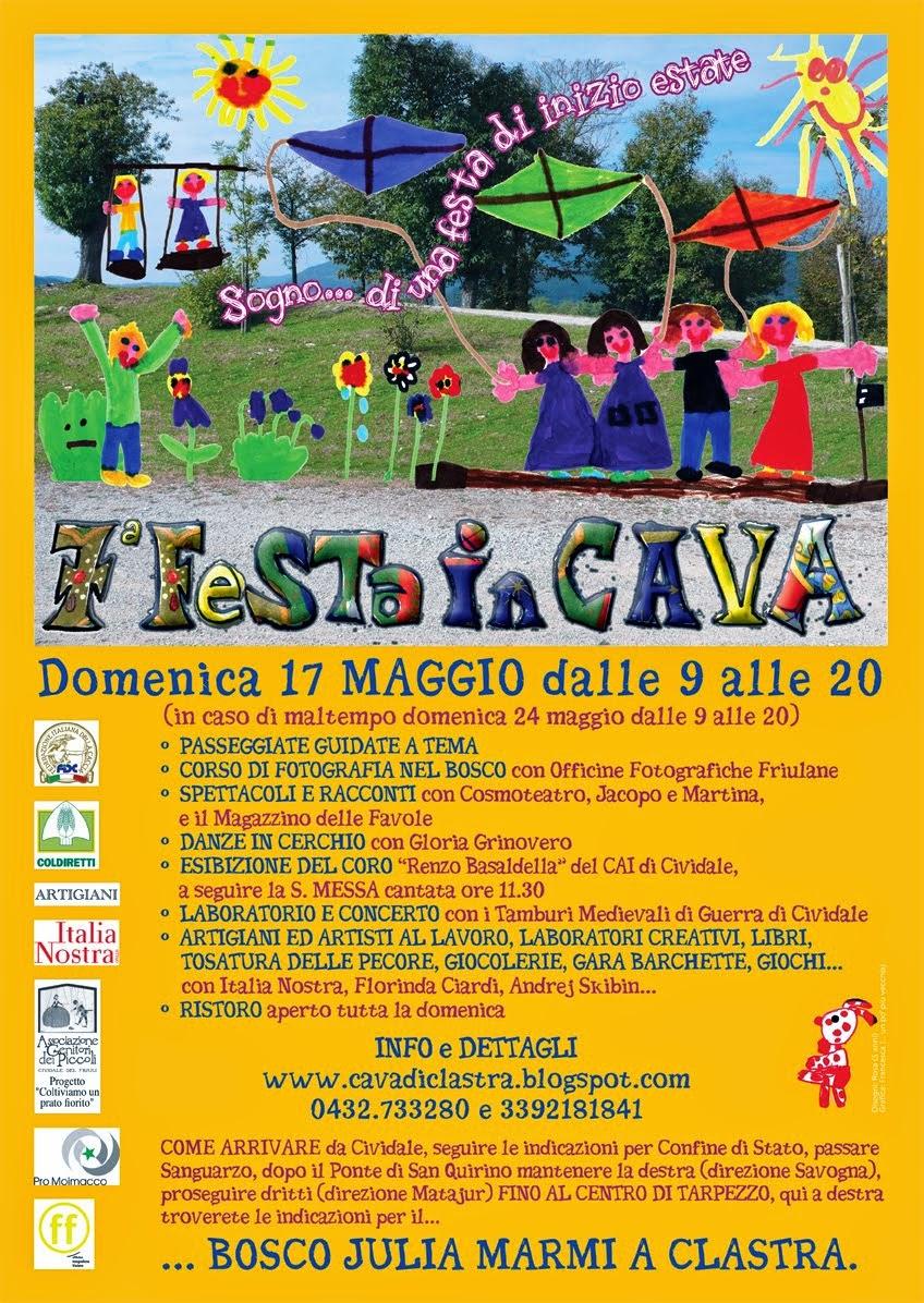 LOCANDINA 7° FESTA IN CAVA