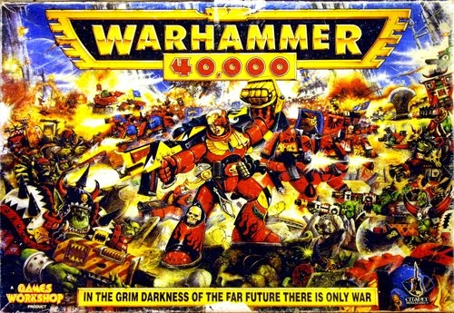 Classic Warhammer 40K (2nd edition)
