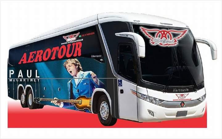 AeroTour Caravanas