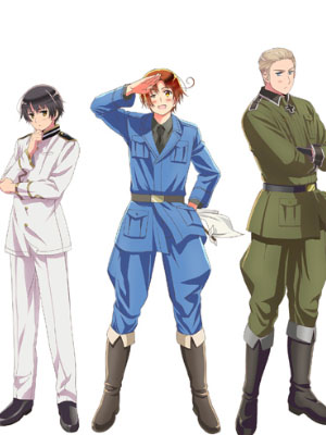 Hetalia The Beautiful World 1x02