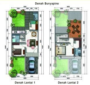 denah dan gambar rumah on Rumah Minimalis gambar rumah minimalis jual rumah minimalis rumah ...