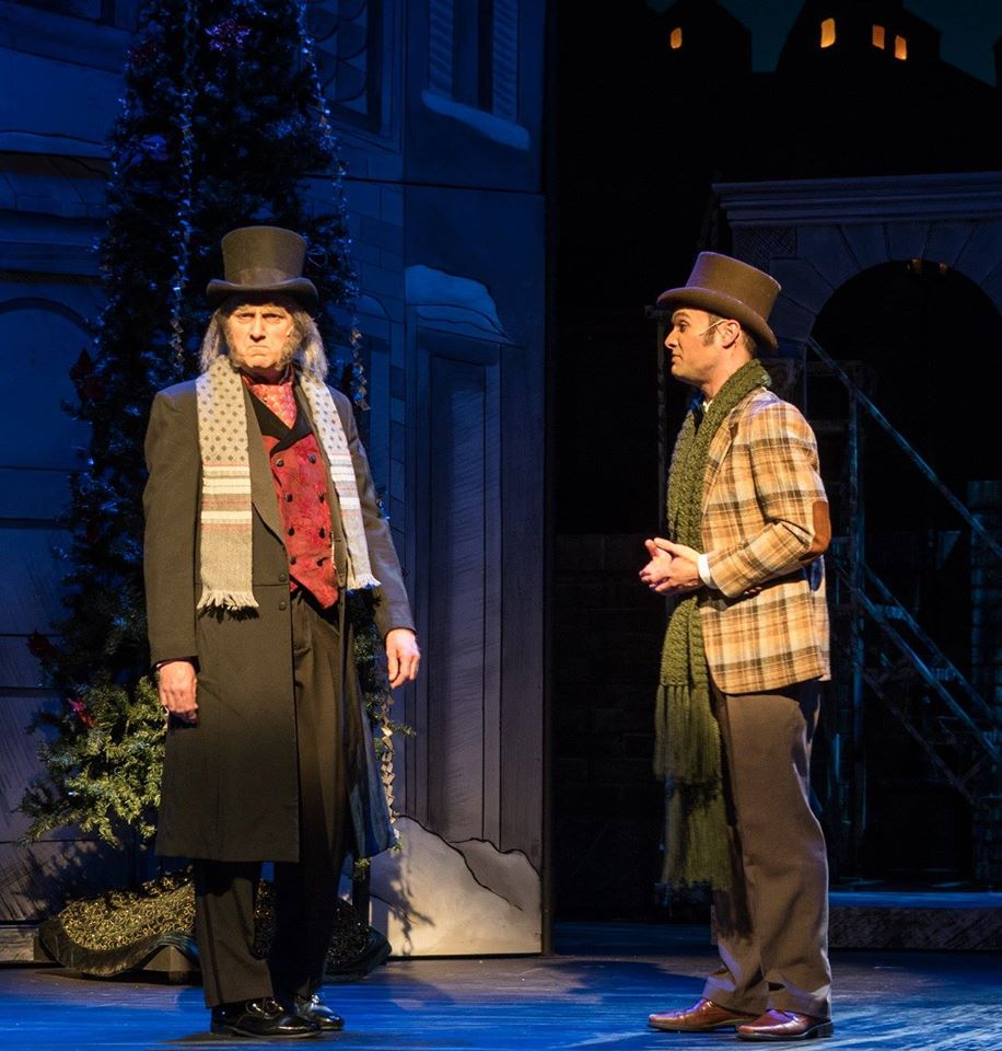Gil's Broadway & Movie Blog: theatre reviews - A CHRISTMAS CAROL - Arizona Broadway Theatre ...