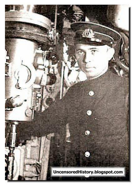 Alexander Marinesko: The Soviet Navy submarine commander ordered  torpedoing Wilhelm Gustloff