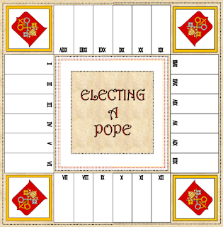 The catholic toolbox electing a pope information activities for students for The catholic toolbox