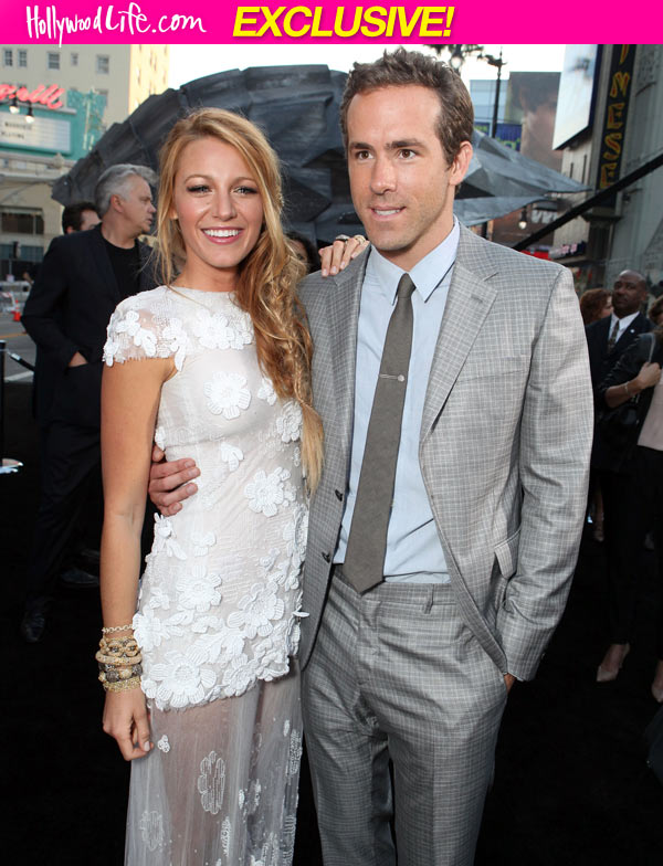 blake lively and ryan reynolds dating since
