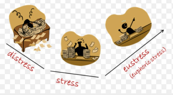 distress eustress Stress types by tiffany tseng may 7th 2016 stress can be defined psychologically or biologically in both cases, it  they are referring to distress eustress.