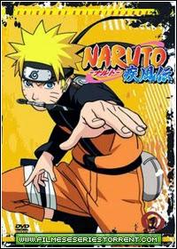 Naruto Shippuden 1ª Temporada Torrent Dublado (2007)