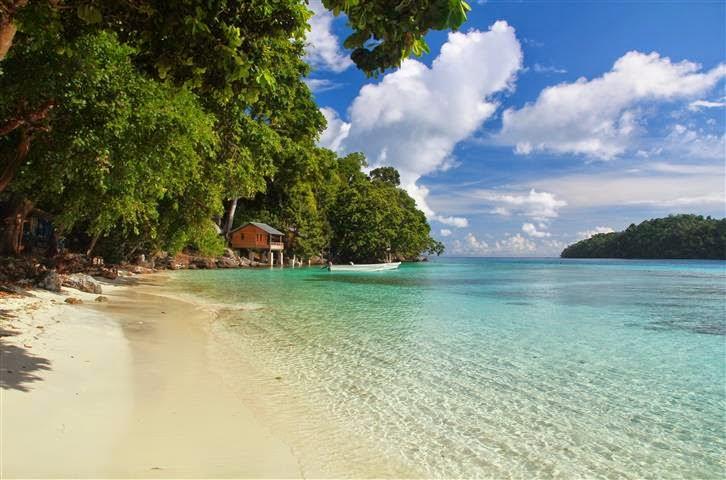 Pantai Iboih di Pulau Weh