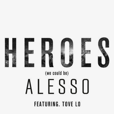 Alesso - Heroes (we could be) [feat. Tove Lo] - Single Cover