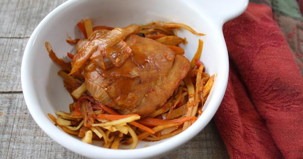 Mealpod: Chicken Paprikash (Paprikás Csirke) with the ...