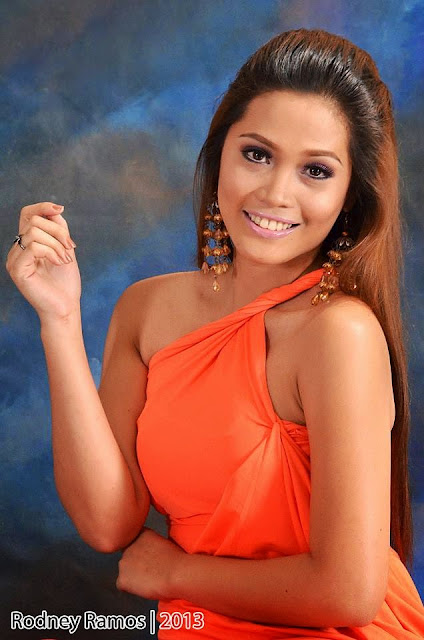 Shiny Faye D Sepulveda Miss Bogo Tourism 2013